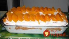Vrstvená ovocná misa hotová za minútku: Jeden fantastický a osviežujúci dezert, pripravený úplne na studeno!