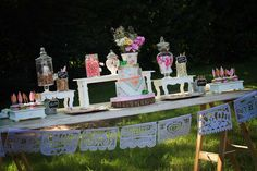 Boho Chic Birthday Party Ideas   Photo 1 of 22   Catch My Party