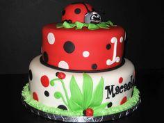 1000+ images about Cake Decorating~Lady Bug on Pinterest ...