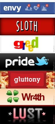 This one doesn't make me smile so much as think. 7 deadly sins online