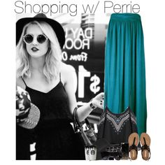 Shopping w/ Perrie by oned-bb on Polyvore featuring Aéropostale, Maison Margiela, Topshop, Ray-Ban and Band of Outsiders