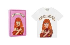 Gucciteamed up with British illustrator Angelica Hicks for a new multifaceted art project.House's Creative Director Alessandro Micheleselected several of her illustrations for a limited-edition T-shirt collection. Only 11 T-shirtdesigns are featured in the assortment and only 100 units of each style have been produced. The T-shirts have a unisex fit and each of the 11 …