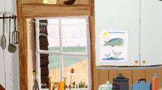 Benji Davies, La balena della tempesta, Giralangolo http://www.scaffalebasso.it/le-balene-ti-cambiano-la-vita/
