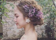 花嫁ヘアの人気no.1♡アップヘアのスタイル別まとめ! | marry[マリー]