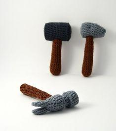 Juguetes de Profesiones en Crochet | Otakulandia.es Toys, Facts, Amigurumi, Accessories, Activity Toys, Toy