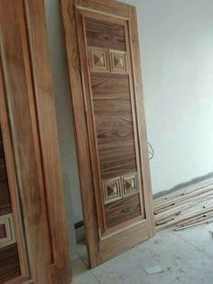 New design rose Flush Door Design, Home Door Design, Pooja Room Door Design, Bedroom Door Design, Door Gate Design, Door Design Interior, House Design, Main Entrance Door Design, Wooden Main Door Design