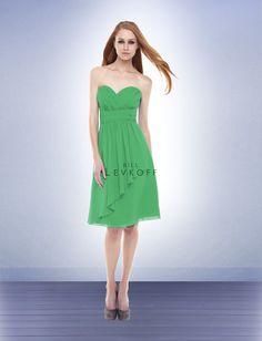Bridesmaid Dress Style 157 - Kelly Green