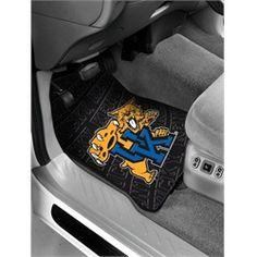 Kentucky Wildcats UK Rubber Car Floor Mats Auto