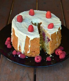 American Cake, Cake Cookies, Cupcakes, Angel Cake, Chiffon Cake, Oven, Baking, Muffin, Desserts