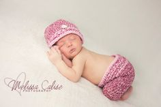 Layette for Baby Girl  Newborn to 6 weeks by SweetnessInSmyrna