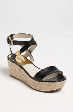 1cd45e1f3713 MICHAEL Michael Kors  Jalita  Sandal available at  Nordstrom Diva Fashion