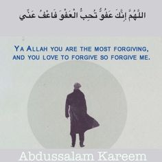 (Ya Allah Forgive my Sins)