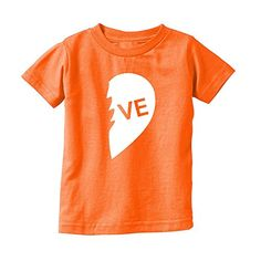 We Match! VE (Part Of The Two Parts of A Heart = Love Set) Kids T-Shirt (Orange, Youth XS) We Match! http://www.amazon.com/dp/B0158ME8VG/ref=cm_sw_r_pi_dp_iblcwb1NDAZCV