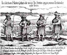 Irish soldiers in Swedish service - 17th century
