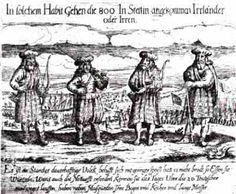 Irish soldiers in Swedish service - 17th century