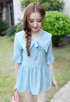 collared japanese dresses - Google Search