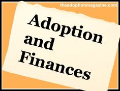 Great blog with lots of info if you don't think that you can afford an adoption.