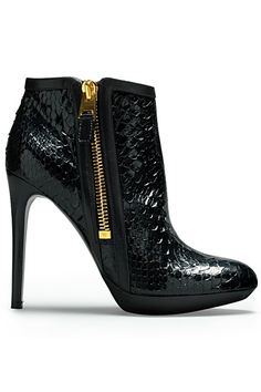 c4bddbef9cd  shoes  tomford  boots  black  heels  glossy  classic Fab Shoes
