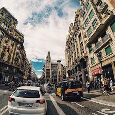 Streets of #barcelona