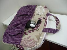Renata - moje šití: druhá taška na notebook
