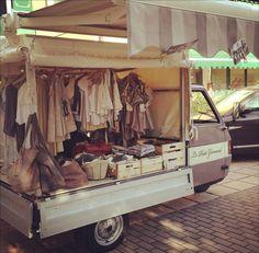 Home Shabby Home:Shopping itinerante: l'Ape Boutique!