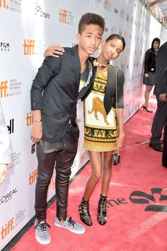 they look like models Jaden Smith, Will Smith, Brother And Sister Love, Creature Comforts, Celebs, Celebrities, Justin Bieber, Mtv, Sisters