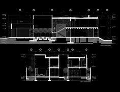 cortes arquitectonicos a color - Buscar con Google