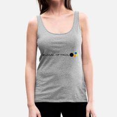 Global Design TirolDesigns online entdecken   Spreadshirt Global Design, Trends, Basic Tank Top, Athletic Tank Tops, Women, Fashion, Women Accessories, Men And Women, Chic