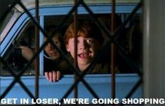 """Harry Potter"" + ""Mean Girls"""