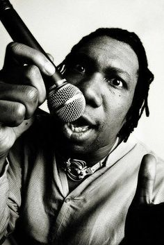 KRS 1 of Boogie Down Productions