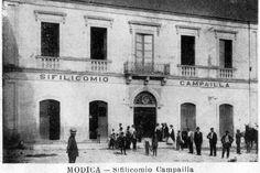 Sifilicomio Campailla, Modica, Sicily.