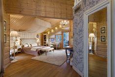 Faház felsőfokon - modern építészet és klasszikus stílus egy szép családi birtokon Oversized Mirror, House Plans, Interior Decorating, Farmhouse, House Design, Doors, Rustic, Furniture, Home Decor