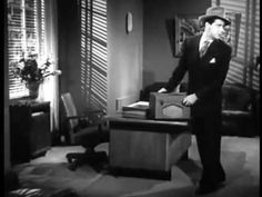 THE INNER CIRCLE A private detective finds himself with a perfect new secretary. But after a notorious gossip columnist turns up murdered, she may prove too good to be true. Love Movie, Movie Tv, Detective Movies, Good Old Movies, William Frawley, Prayer For Husband, Movie Black, Inner Circle, I Love Lucy