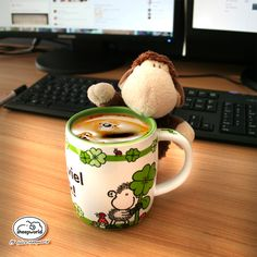 It's coffee-day! :)
