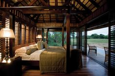 Phinda Homestead, South Africa Small-scale and utterly luxurious, the Phinda Homestead is a family-size lodge situated on a private game reserve within the KwaZulu-Natal region of South Africa. No one around but you, the lodge staff, and the wildlife. Hotels And Resorts, Best Hotels, Amazing Hotels, Top Hotels, Hotel Et Spa, Game Reserve South Africa, Infinity Pool, Game Lodge, Private Games