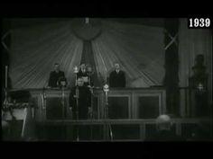 Jozef Tiso zvolený za prezidenta Slovenskej republiky (26.10.1939) - YouTube