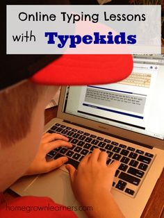 Homegrown Learners - Home - Learn Typing Online WithTypekids