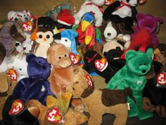 Top 10 Places to Sell Beanie Babies for Money in the USA published in TopTeny magazine Games - Beanie Babies are loved these days; they are an amazing way to express what you feel. It is one of the finest . Sell Beanie Babies, Beanie Babies Worth, Valuable Beanie Babies, Beanie Babies Value, Ty Babies, Beenie Babies, Original Beanie Babies, Peace Beanie Baby, Beanie Baby Bears