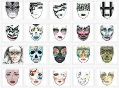 mac-halloween-face-charts