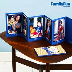 Costumes on Parade: This add-on photo book lets you display your child's Halloween disguises through the years.
