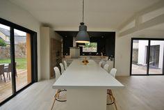 Cuisine mat design moderne à NANTES - Autre photo