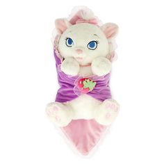 Disney's Babies Marie Plush with Blanket - Small - 10'' | Plush | Disney Store