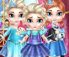 Frozen Babies Doctor Princess Peach, Princess Zelda, Disney Princess, Frozen Games, Baby Games, Animation Film, Elsa, Disney Characters, Fictional Characters