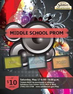 Middle School Prom