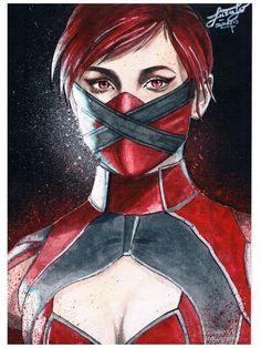 Mortal Kombat X Wallpapers, Mortal Kombat 2, Claude Van Damme, Female Armor, Mileena, Anime Demon, Game Art, Marvel Comics, Character Art
