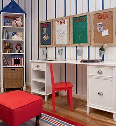 caixa para organizar material escolar - Pesquisa Google