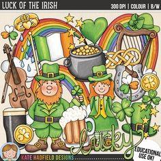 St Patrick's Day Cli