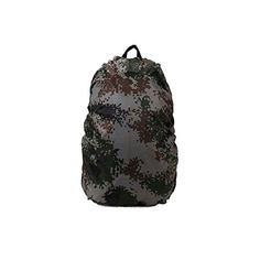 Backpack Rain Cover Waterproof Dust Resistant for HikingCampingTravelingMountaineering Outdoor Recreation with Shoulders Bags of 35L70L Camouflage 70L *** You can find out more details at the link of the image.