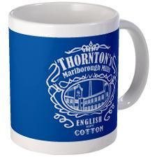 North & South mug. This! I need this to add to my nerdy mug collection!