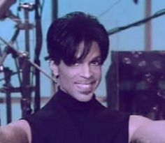Prince Rogers Nelson That beautiful smile